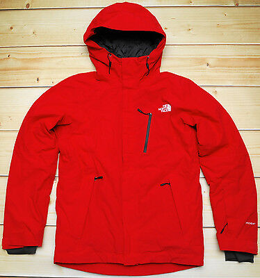 THE NORTH FACE DESCENDIT - HYVENT - INSULATED snowboard ski MEN'S JACKET size S