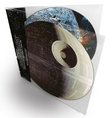 STAR WARS A New Hope - Episode IV - 2LP / Picture Vinyl - OST - John Williams