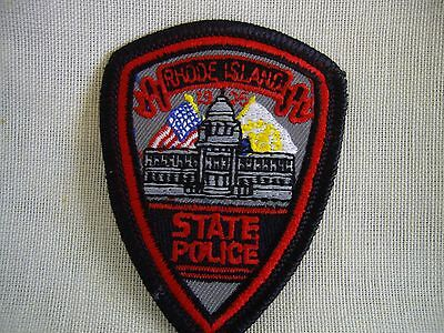 Rhode Island State Police Patch