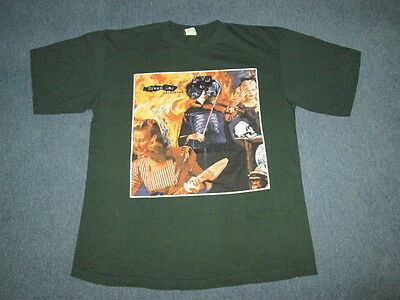 Vintage Green Day Insomniac 1995 Promo Tour T-Shirt Punk