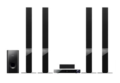 Pioneer  5.1 Home Cinema / Theater Sound System Blu-ray 3D  (BCS-414)