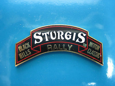 STURGIS  MOTORCYCLE  RALLY -  Hat pin , hatpin, lapel pin, tie tac