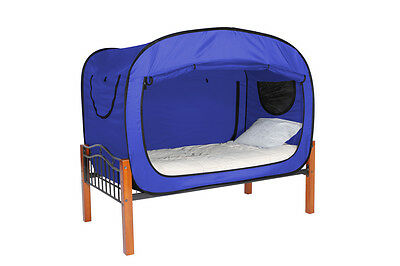 Privacy Pop Bed Tent (Assorted colours)