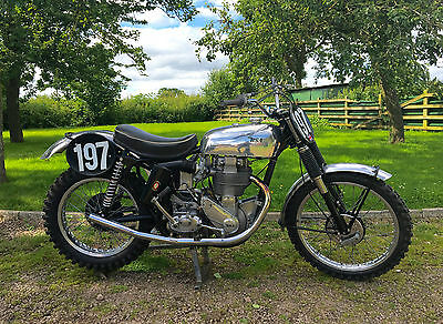 BSA Catalina Gold Star DBD 34 1960 500cc. All Correct Numbers!