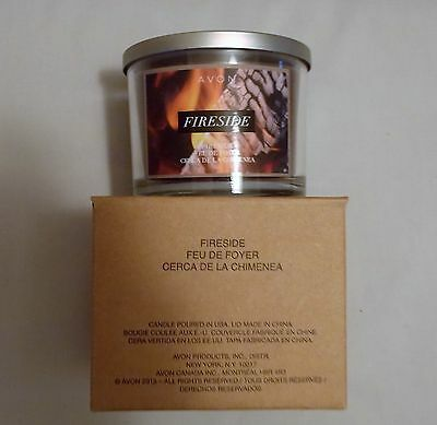 Avon Candle Fireside
