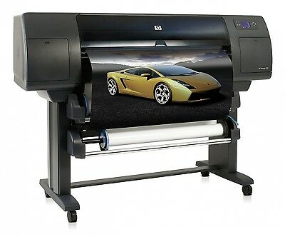 HP DesignJet 4520ps, CM768A Large A1 Plotter/Printer RRP 12980 Perfect Condition