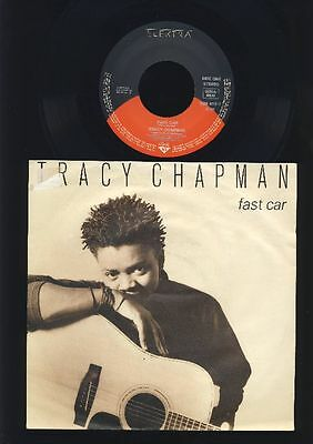Tracy Chapman - Fast Car - For You - 7 Inch Vinyl Single - GERMANY 1988