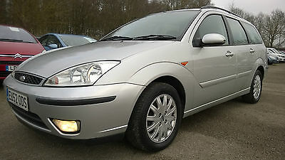 Ford Focus 1.8 TDCi Ghia 5dr Full Service History Top Spec