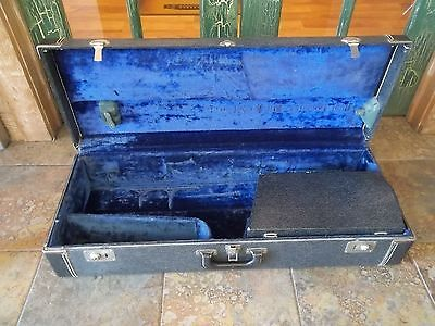 Vintage Tenor Saxophone / Flute / Bb Clarinet / Multi Instrument Combo Hard Case