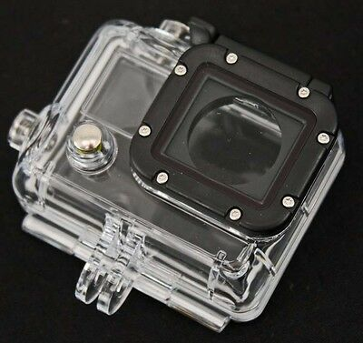 Genuine GoPro HERO 3 Underwater Waterproof Dive Case Housing NO BUCKLE