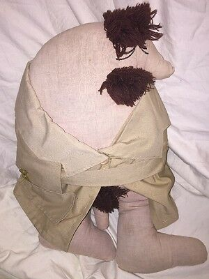Uncle Sherman Anatomically Correct Flasher Doll Dirty Old Man Toy 1976 Novelty