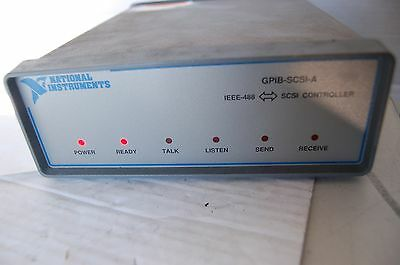 National Instruments GPIB-SCSI-A IEEE-488 SCSI Controller