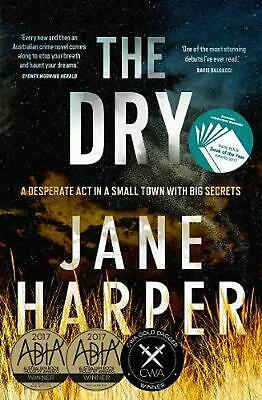 The Dry by Jane Harper Paperback Book