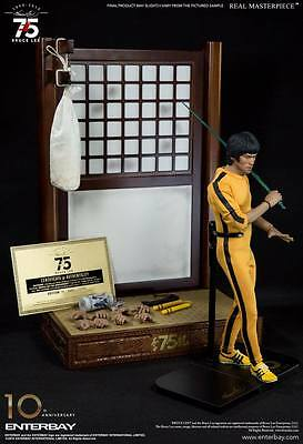 Enterbay - Game Of Death - Bruce Lee (75th Anniversary) 1/6 scale figure
