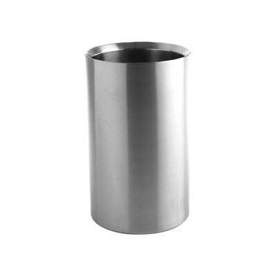 Wine Cooler Stainless Steel Insulated 200mm x 120mm CAFÉ RESTAURANT COMMERCIAL