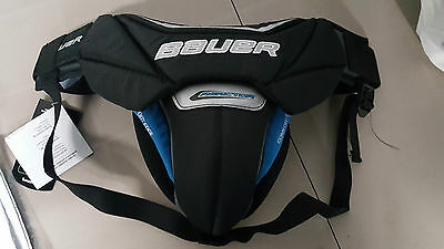 Bauer Reactor Goalie Jock Sr and Jr New