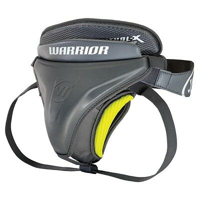 Warrior Ritual pro Goalie Jock Sr New