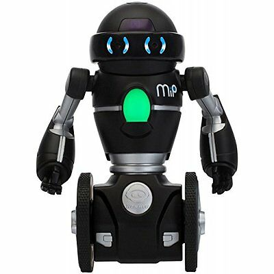 WowWee MiP the Toy Robot - Black and Silver or White NEW
