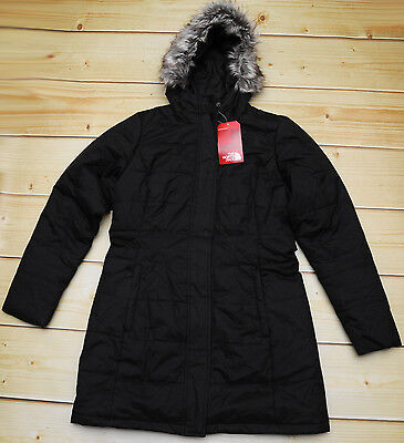 THE NORTH FACE CASTAGNOLA H2 PARKA - DOWN insulated WOMEN'S JACKET TRENCH size M