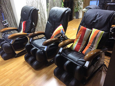Reduced - Last 1 of 18 Luxury A18 Leather Multifunction Massage Armchairs