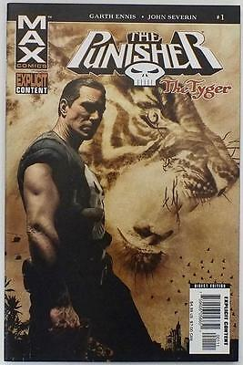 The Punisher - The Tiger - Issue # 1 - Marvel MAX Comics - NM/VF (2789)