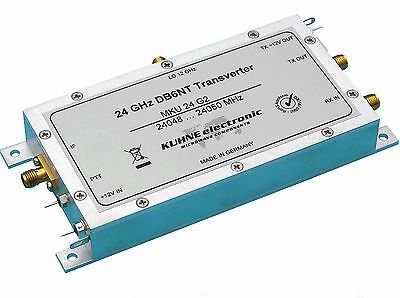 1.2CM Transverter, 24 GHz, IF 144 MHz, DB6NT, MKU 24 G2 144,