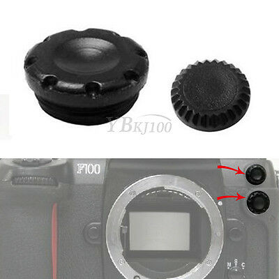 10-Pin Remote+Flash PC Sync Terminal Cap Cover for Nikon F100 D200 D1X  S3 New
