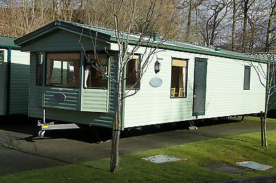 Luxury 2 bedroom Static Caravan Holiday Home For Sale North Wales
