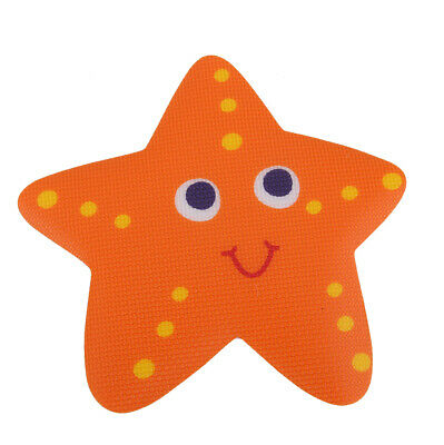 Pack of 5 Starfish Tub Stickers Tub Treads Non Slip Bath Safety Stickers