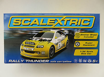 Scalextric C3531 Slot Car Scalextric Club Exclusive Rally Car