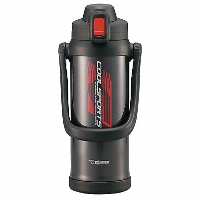 Zojirushi SD-BA20-BJ Thermal Stainless Cool Thermos Bottle 2.06L