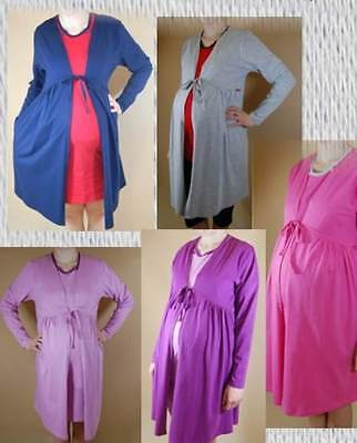 Maternity Nursing Dressing Gown  New lower Price !!!!