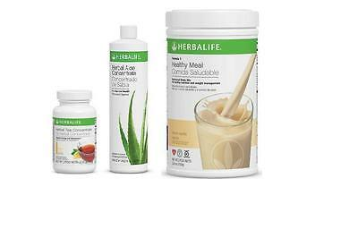 Herbalife Shake, Tea & Aloe