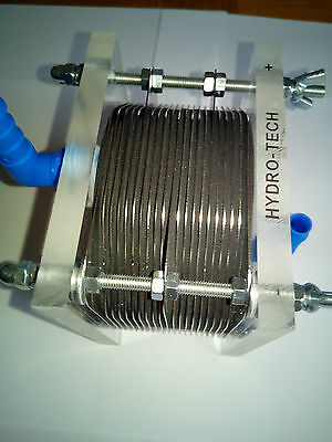 Hydrogen Generator Hho 21 Plate Dry Cell