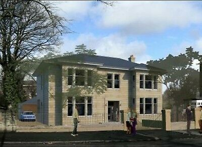 Full Architectural Construction/building Warrant Drawings Plans For 5 Bed Villa!