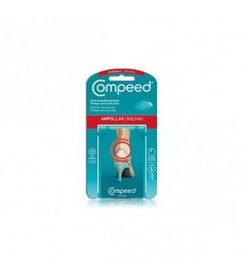Compeed Ampollas Invisibles 5 Uds