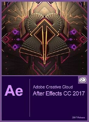 Adobe After Effects Cc 2017 Windows