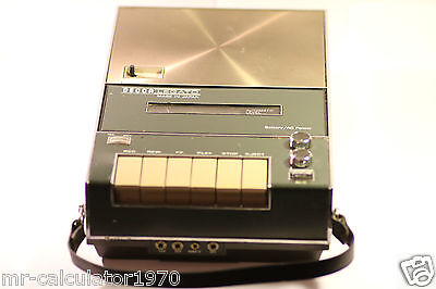 Vintage Decca legato Cassette Player P.C.2000/G Made IN Japan 1975 WORKING