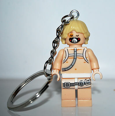 Luke Skywalker Keychain - Bacta Tank Luke Star Wars