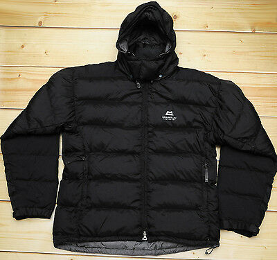 MOUNTAIN EQUIPMENT LIGHTLINE - 700 DOWN insulated MEN'S PUFFER JACKET size M