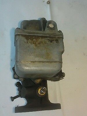 WILLYS MB FORD GPW JEEP CARBURATOR  Carter