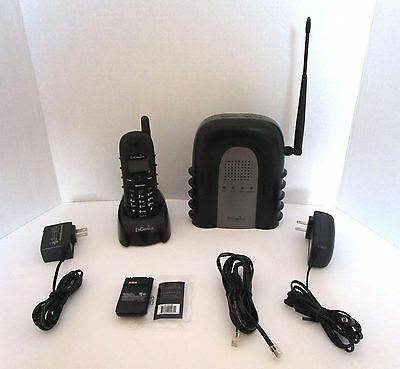 EnGenius DuraFon 1X Long Range Industrial Cordless Phone System (A1)