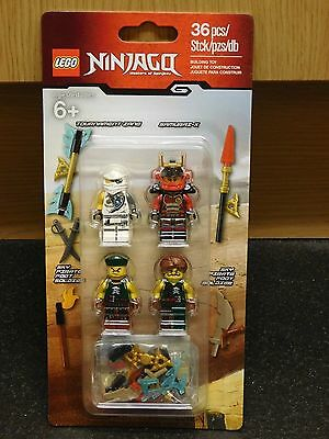 Brand New and Sealed LEGO NINJAGO ACCESSORY PACK 853544 FREE POSTAGE