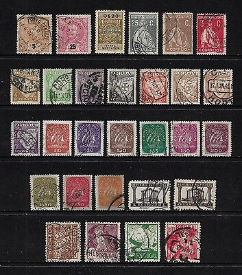PORTUGAL - mixed early collection No.3
