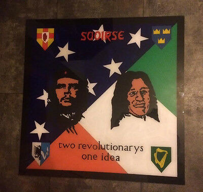 Ireland prison craft. Picture made by Irish Republican Prisoners Maghaberry Jail