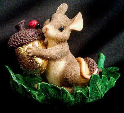 Charming Tails figurine This One Is Yours 1999 Artist Signature Piece Fitz Floyd