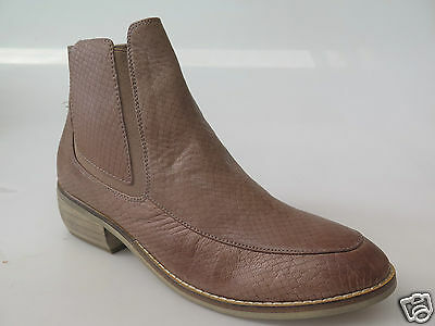 Django & Juliette - new ladies leather ankle boot size 37 #11