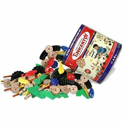Tinkertoy Ultra 250 Pc Tinker Toy Classic Construction