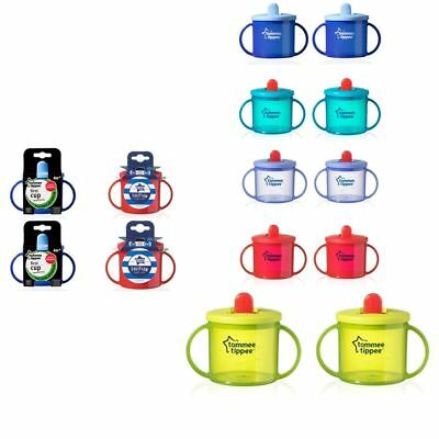 Tommee Tippee Essentials First cup 190ml 4m+ (2 Cups)