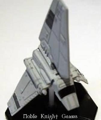 WOTC Star Wars Minis Starship Battles Imperial Shuttle NM